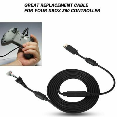 USB Breakaway Extension Cable Adapter For Microsoft Xbox 360 Wired Controller