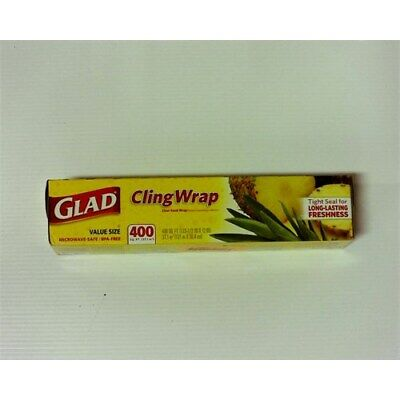 Stress and Frustration Free Cling Wrap Cutter Glad Plastic Wrap Film