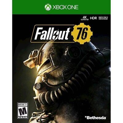 FALLOUT 76 - Xbox One | Digital | Leer Descripcion