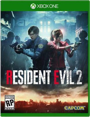 RESIDENT EVIL 2 - XBOX ONE | Digital | Leer Descripcion