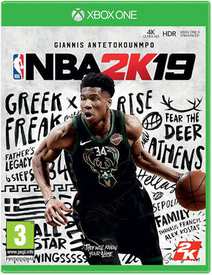 NBA 2K19 - XBOX ONE | Digital | Leer Descripción
