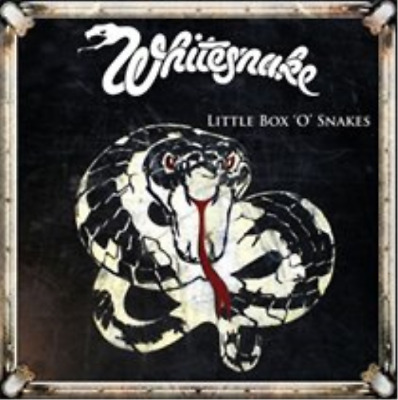 Whitesnake-Little Box O' Snakes (UK IMPORT) CD / Box Set NEW