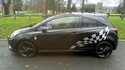 Vauxhall Corsa 1.4 Limited Edition (New Shape) (65 Plate)