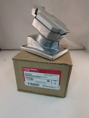 Crouse-Hinds Cps-152R Circuit Breaking Receptacle