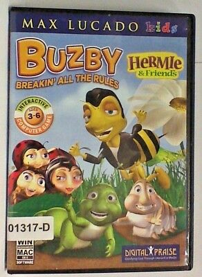 DVD Movie BUZZY BREAKIN' ALL THE RULES in Original Jacket