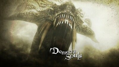 Demon's Souls☑️PlayStation 3 PS3☑️Digital Game🎮Download☑️Please Read