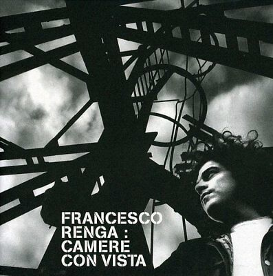 FRANCESCO RENGA - Camera Con Vista 15th Anniversary (CD, nuovo sigillato)