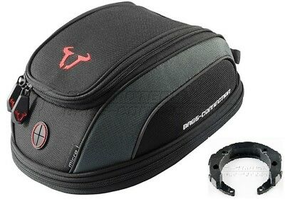 Ducati Monster 1200/S from Yr 14 Sw Motech Evo Micro 5 L Motorcycle Tank Bag Set