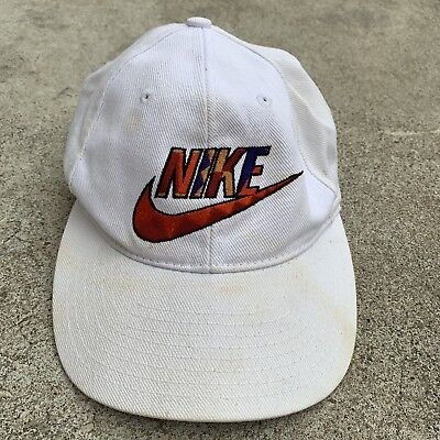 Vintage 90S NIKE JUST DO IT SNAPBACK CAP HAT Urban jungle AZTEC ADULT Rare 27ce0744d7c5