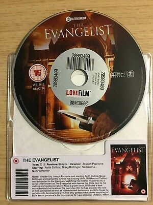 The Evangelist (Dvd, 2016) Disc Only