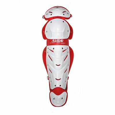 "All-Star VELA Professional Fastpitch 14.5"" Leg Guards"