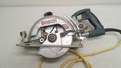 Bosch 1677MD Worm Drive Saw 15AMPS 7.25 inches Sold AS IS