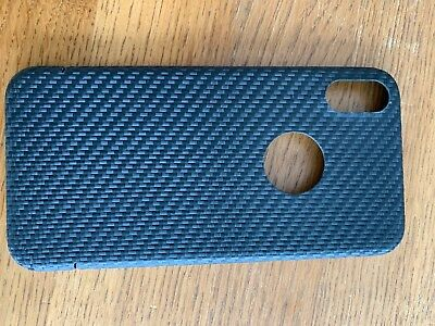 Nevox Carbon IPhone X Cover Hülle