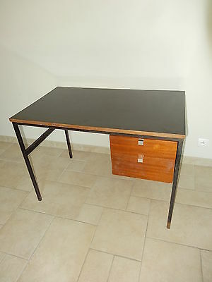 ancien bureau PIERRE PAULIN office desk 1962 design THONET büro escritorio