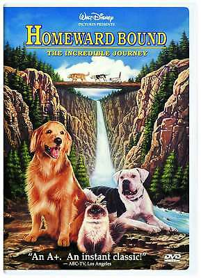 Homeward Bound - The Incredible Journey, New