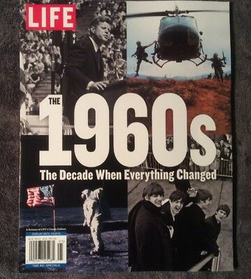 "LIFE Magazine ""THE 1960's"" ~ The Decade When Everything Changed ~"