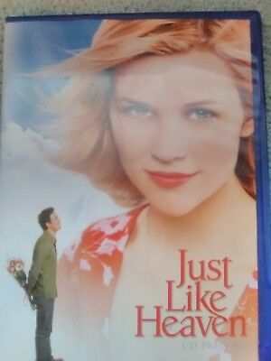 Just Like Heaven CD Electronic Press Kit Reese Witherspoon Mark Ruffalo 2005
