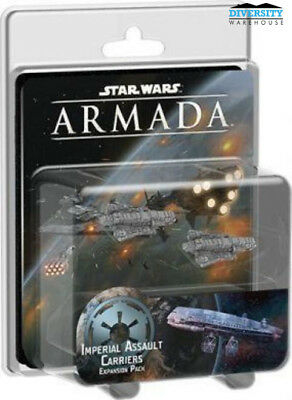 Star Wars: Armada Imperial Assault Carriers Expansion Pack