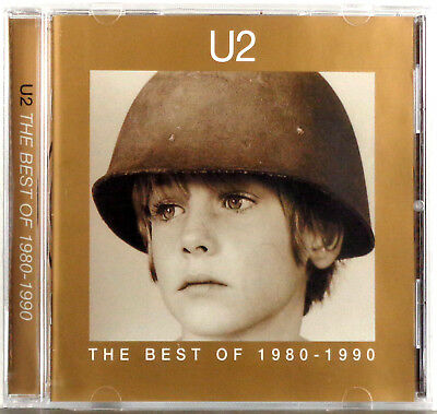 U2 - The Best Of 1980-1990 1998 Island CD Album