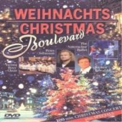 Various-Weihnachts Boulevard (Ntsc) (Uk Import) Dvd New