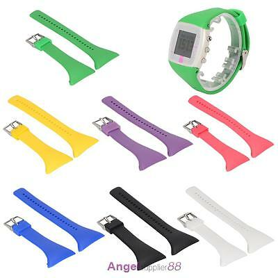 Smart Wrist Band Watch Replacement Strap For POLAR FT4 FT7 FT Universal Strap