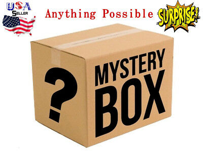 $18 Mysteries Box, Birthday Gift, Electronics, Coat, Shoes,Expensive,Gift !! $18