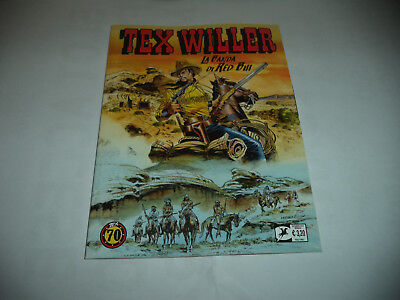 "Tex Willer N.2 La Banda Di Red Bill - Nuovo ""n"""