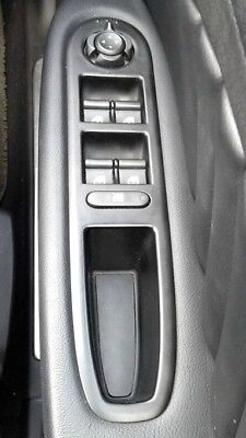 Alfa Romeo 159  All Models Black Rubber Door Handle Mat Insert 71744253 Set of 4