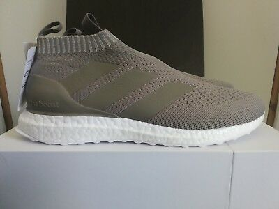 online store 0ed9b 9a503 Adidas Ace 16 Purecontrol Ultra Boost Clay Sesame CG3655 Size 10 US Soccer  Argil