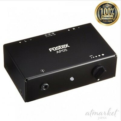 NEW FOSTEX personal amplifier AP 05 genuine from JAPAN