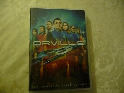 The Orville Complete Season First DVD (NEW)
