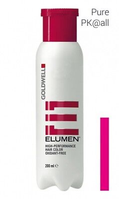Goldwell Elumen Haarfarbe ohne Ammoniak Pure PK@all pink 200 ml