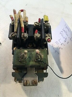 General Electric Machine Tool Relay CR2810A14 AC