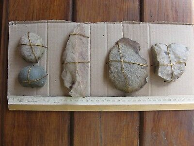 Collection of Stone Age Tools: Neolithic, Mesolithic, Paleolithic