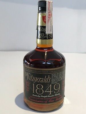 OLD FITZGERALD´S 1849 KENTUCKY STRAIGHT WHISKEY BOURBON  8 YEARS 75cl. 42-1-03