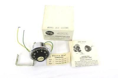 Max-a-Loc Inc. Electro Dial Electrical Combination Lock Pick-Proof Model 3020