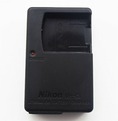 Genuine Original Nikon Battery Charger MH-63