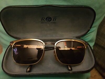 POLICE VINTAGE SUNGLASSES from 1990's Clubmaster MOD 2236