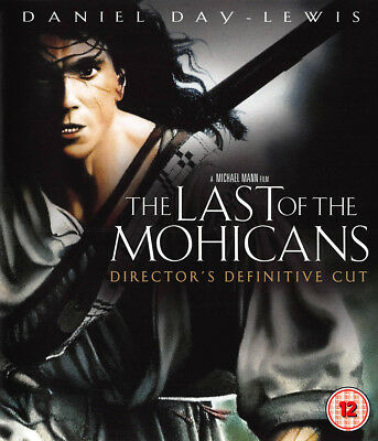 The Last Of The Mohicans - Directors Definitive Cut Blu-Ray | (Region Free)