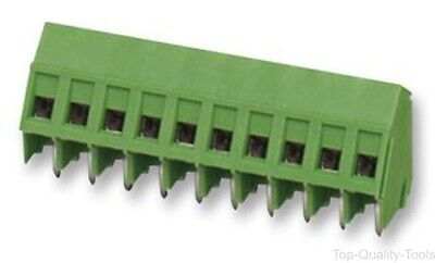 Wire-To-Board Terminal Block, 5.08 mm, 4 Ways, 26 AWG, 16 AWG, 1.5 mm², Screw
