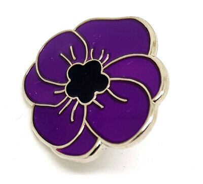 HM ARMED FORCES VETERAN POPPY MOD BRITISH ARMY RUC POLICE UDR pin badge 6