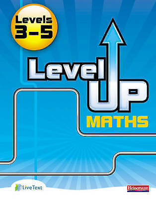 Level Up Maths: Pupil Book (Level 3-5) by Pearson Education Limited (Paperback,