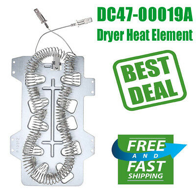 SAMSUNG DRYER HEATING Element DC47-00019A Heater DV Replacement OEM Parts