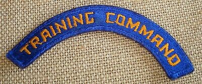 WW2 Army Air Force Training Command Tab Patch