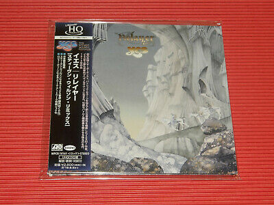 2019 YES Relayer  STEVEN WILSON REMIX  JAPAN MINI LP UHQ CD