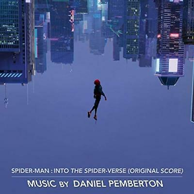 Daniel Pemberton - Spider-Man: Into The Spider-Verse (Original Score) [CD]