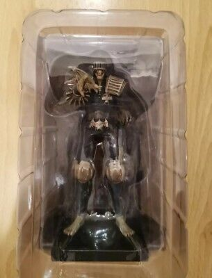 Judge Death Statue 2000ad Ultimate Collection Figure Figurine Statuette Hachette