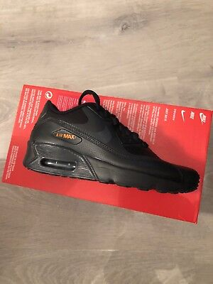 NIKE AIR MAX 90 Ultra 2.0 Se Boys Shoes Trainers Uk Size 5