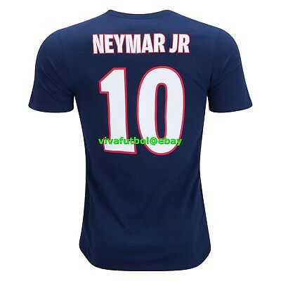 a672d57df4fc9b NEW NIKE MENS Jordan x Paris Saint-Germain PSG SS Logo White T-Shirt ...