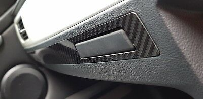 BMW CARBON FIBRE Cupholder Surround Trim e90 e91 e92 e93